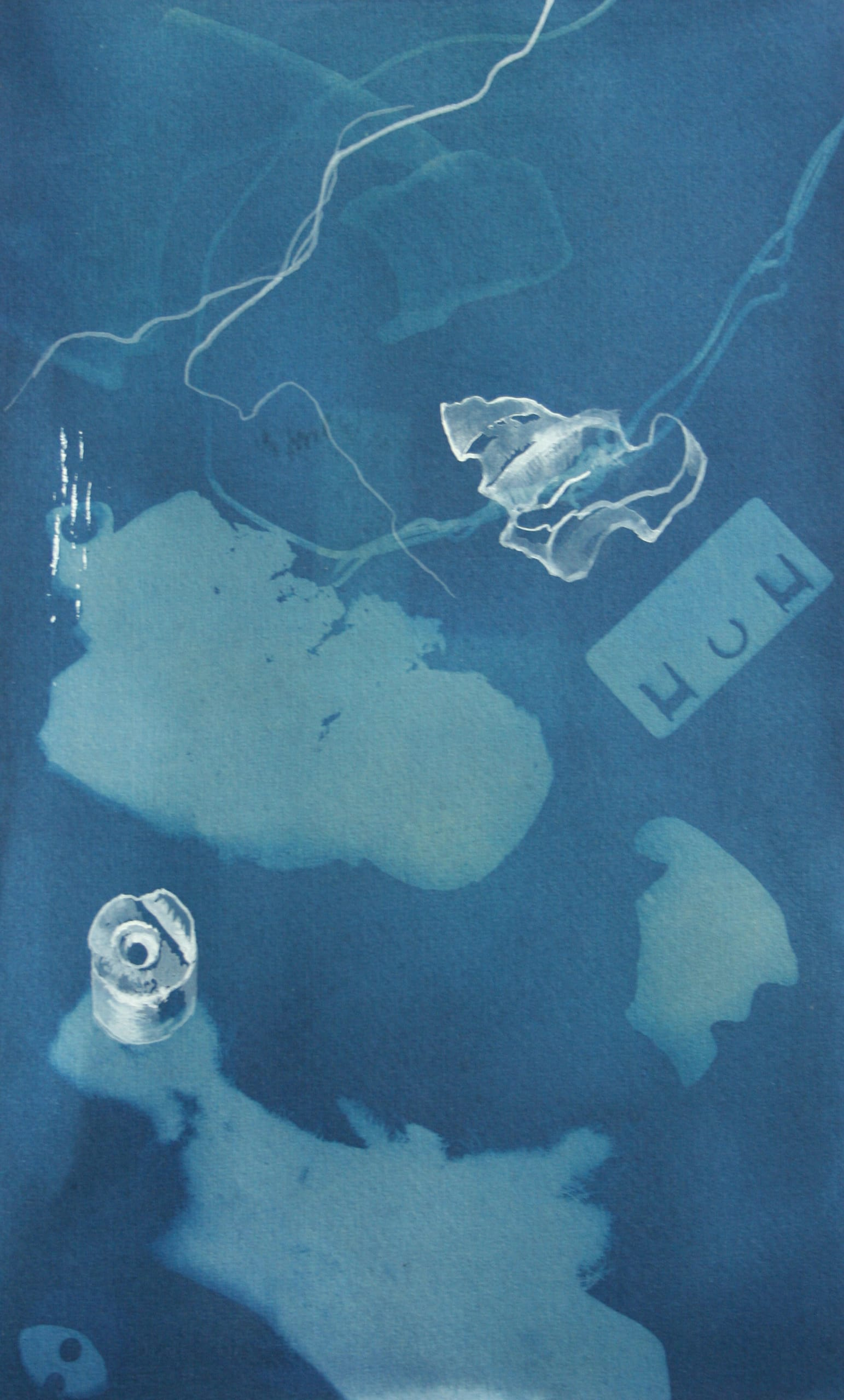 3.2 re-collection I cyanotype &milky pen 2009 spots healed for credit stills cropped